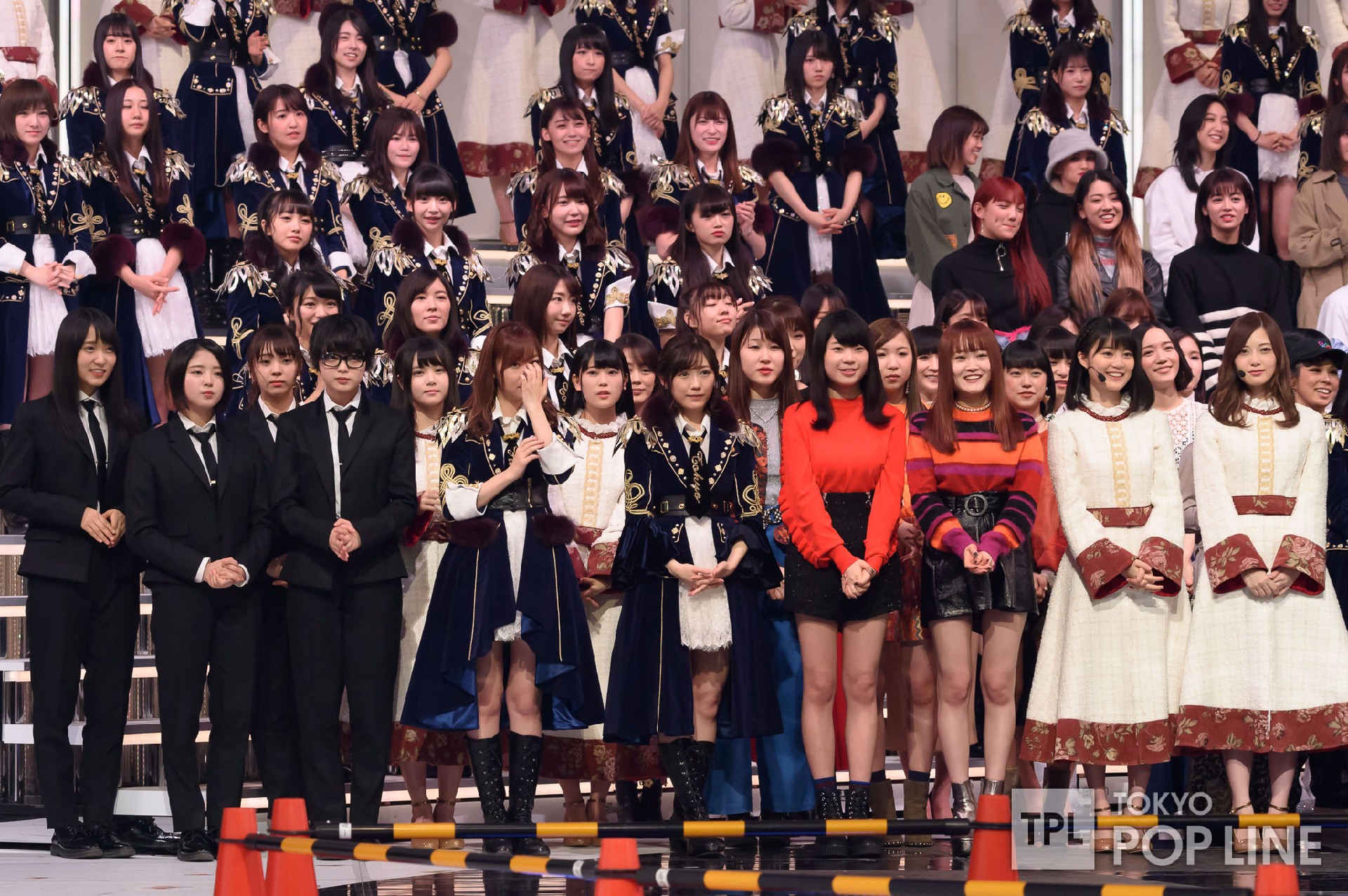 【画像】乃木坂46、紅白で全アイドルを公開処刑した結果wwwwwwwwwwww