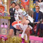 【SKE48】須田亜香里、サンシャイン池崎に得意技の「卍固め」wwwwww(※画像あり)