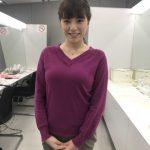 【朗報】テレ朝の新人アナウンサーのお胸wwwwwwwww (※画像あり)