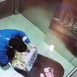 【動画】カナダのドミノピザ配達員、配送前にピザを食べてしまうwwwww