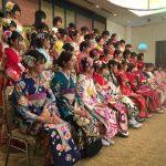 今年の成人式は宮脇咲良、岡田奈々のダブルセンター!!!!!!!