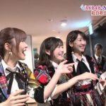【悲報】AKB48SHOWに佐伯美香出演するも誰も気が付かず