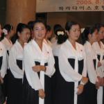 北朝鮮の「美女軍団」が見せた素顔