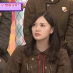 【朗報】白石麻衣さんが老けすぎと乃木坂ヲタたちが絶望