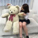なーにゃの制服姿と太もも…(元AKB48大和田南那)