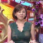 高橋真麻さん36歳独身の体wwwwwwwww (※画像あり)