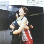【衝撃】木村沙織、抱き合うときの顔がヘンwwwww