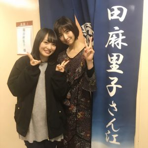 篠田麻里子と向井地美音の再会キタ━━━━(゚∀゚)━━━━!!