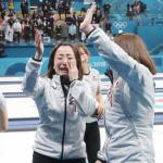 【視聴率】カーリング女子・銅メダル、とんでもない視聴率を叩き出す!