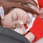 宮脇咲良たんの寝顔が天使過ぎる
