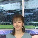 【最新画像】フジテレビ小澤アナのニットお●ぱいがデケええええええええええええええええ