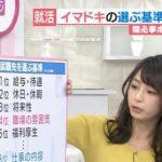 【画像】宇垣美里アナのニットお●ぱいシコリティ高すぎだろ!これ何カップあるの?