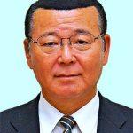 【画像】沖縄の金武町長選に再選したジジイの頭が異常ヤバ杉問題wwww