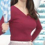【GIF画像】ZIP!とかいう女の子が毎朝お●ぱいを揺らしてる番組wwwwwwwwwww
