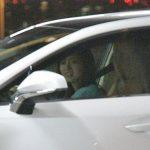 【画像】二宮和也と伊藤綾子アナ、屋外でのドライブデートを初キャッチwww