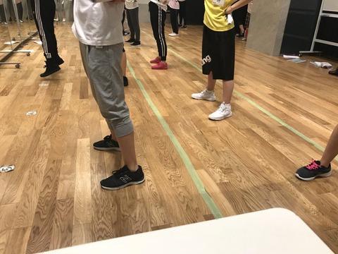 【速報】ゆきりん公演「アイドル修行中」レッスン公開キタ ━━━━(゚∀゚)━━━━!!