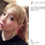 """【画像】ついに我慢の限界!?歌姫・浜崎あゆみが公式ブログで""""容姿""""批判に対し「あれは浮腫み!」と弁明wwww"""