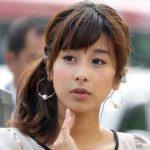 加藤綾子(33)「こんなおばさんでいいの…?」 (※画像あり)