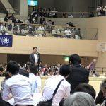 「女だから土俵で挨拶できない」と拒絶された宝塚市長のスピーチに拍手喝采