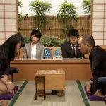 【悲報】女流棋士さん、とんでもない格好で対局してしまうwwwwwwww (※画像あり)