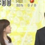 【画像】水卜麻美アナのお●ぱいアピール朝からすげえええええええええええええええ