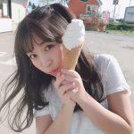 大原優乃ちゃん「ソフトクリーム買ってもらった!」