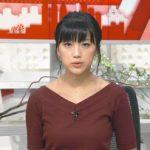 竹内由恵アナ(32)欲求不満が爆発しちゃう!?