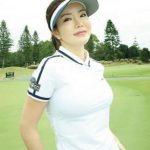 【水着画像】女子プロゴルファーのアン・シネのお●ぱいデケええええええええええええええ
