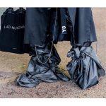 【画像】左足壊死ニキスタイル、ファッション界で流行るwwwww