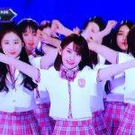 【朗報】PRODUCE48の初代センターは宮脇咲良!!!
