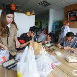 毎日26合ものチャーハンを食べる中国の美女(マジでガリ)