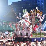 【朗報】博多祇園山傘の生中継に参加した指原莉乃ちゃんの浴衣姿がとってもキュートな件