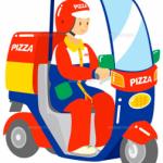 【悲報】宅配ピザ、3時間たっても来ない
