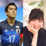 【画像】サッカーW杯日本代表の自慢の「嫁」がこちらwwwwwwwwwwwwwwwwww