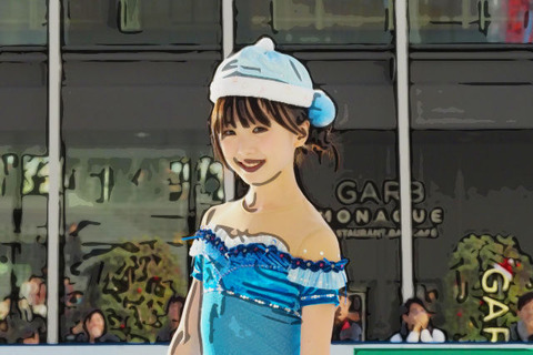 本田望結さん(14)、姉・本田真凜(16)を公開処刑wwwwwwww (※画像あり)