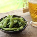実際ビールと枝豆ってそこまで合うか?