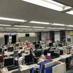 【悲報】TBSの宇垣アナ、マジでぼっちでオフィスに一人で仕事している模様・・・