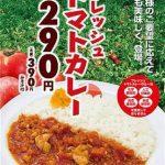 【画像】松屋「トマトカレー(290円)安くしすぎたなぁ…せや!」