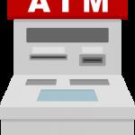 ATMって現金どのくらい入ってるんだろうな?