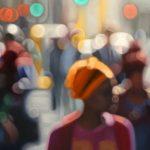 「ド近眼の人から見た世界」を描いた絵画のわかりみが深過ぎる・・・