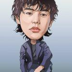 矢部太郎がイケメン化「妻夫木さんっぽくなりましたよね?」