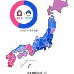 【悲報】愛知県さん、女性の東京流出で深刻な男余りにwwwwwwwwwww