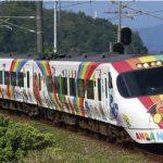 アンパンマン列車とかいうJR四国が量産した痛車wwwwwwwwwww