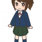関東一かわいい女子高校生が決意の初水着で美谷間くっきり