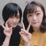【朗報】超絶人見知りで有名なNMB城恵理子さん、珍しく他店メンバーと交流を深める