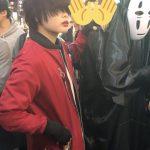渋谷ハロウィンに欅坂46平手友梨奈が出現