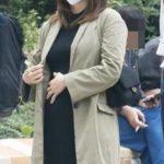 【最新画像】デキちゃった再婚・上原多香子(35)の妊婦写真きたああああああああああああ
