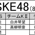 【悲報】 SKEメンバー、竹中イベントに対して拒否反応w w w w w w w w w w w w w w