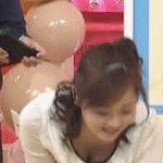 【GIF画像】水卜麻美アナのお●ぱいガチでシコリティ高すぎだろwwwwwwwwwwww