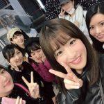 片山陽加「みんなに会えた!楽しかった♡高橋チームA」